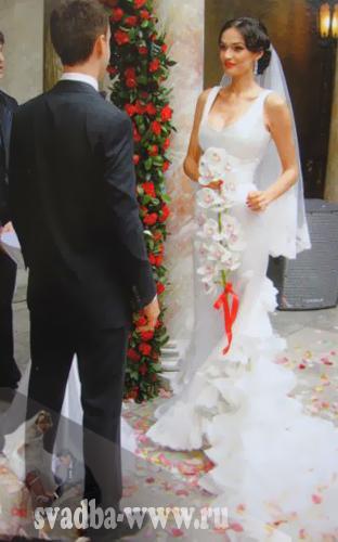 Свадьба алена водонаева